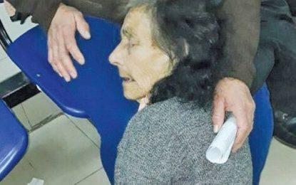 HOSPITAL LARCADE DE SAN MIGUEL AL BORDE DEL ABANDONO DE PERSONA