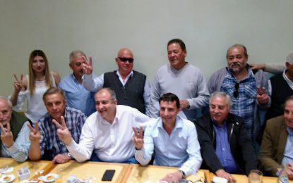 DIRIGENTES DE UnPaís Y DEL PJ DE SAN MIGUEL EN APOYO A FRANCO LA PORTA
