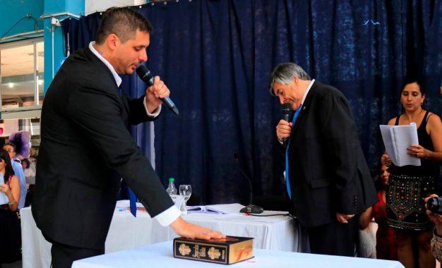 FUE UNA FIESTA DE LA DEMOCRACIA LA ASUNCIÓN DE CONCEJALES EN JOSÉ C. PAZ