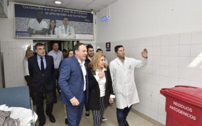 TITULAR DE SALUD EN DIPUTADOS DESTACÓ LA TAREA DE MALVINAS ARGENTINAS
