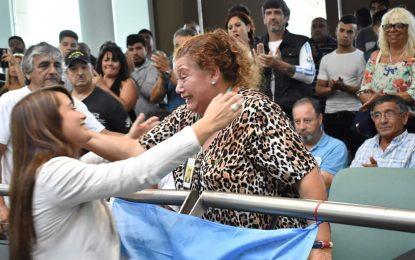 HONRARON A HÉROE DE MALVINAS EN SESIÓN DEL HCD DE MALVINAS ARGENTINAS
