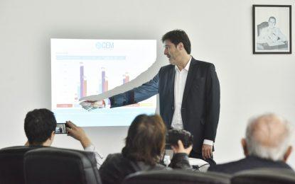 SE PRESENTÓ EL MONITOR DE CLIMA SOCIAL EN MALVINAS ARGENTINAS