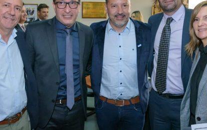 EL SENADOR VIVONA PRESENTE EN LA JURA DEL CONSEJO DE LA MAGISTRATURA
