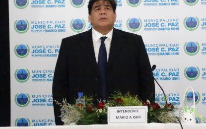 AGRADECEN SOLIDARIDAD DE MARIO ISHII CON PEQUEÑO PACEÑO ELECTRODEPENDIENTE