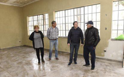 REACONDICIONAN COLONIA PARA ADULTOS MAYORES EN MALVINAS ARGENTINAS