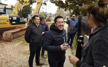 100 MILLONES DE PESOS EN MEGA OBRAS HIDRÁULICAS EN MALVINAS ARGENTINAS
