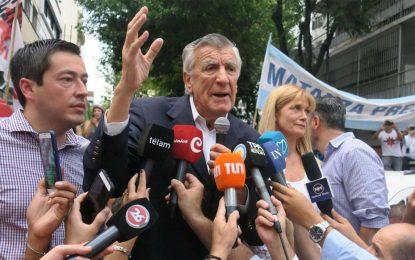 LA JUSTICIA DEVOLVIÓ EL PJ NACIONAL A SU LEGÍTIMA CONDUCCIÓN. REASUME GIOJA