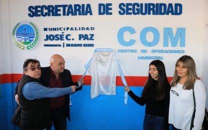"""EL MUNICIPIO Y LA SECRETARÍA DE SEGURIDAD DE JOSÉ C. PAZ  RECORDARON A MIGUEL """"MACA"""" BULJAN"""""""