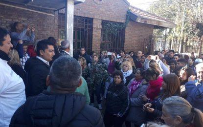 OBTUVO PROMESAS DE ZINNY LA COMUNIDAD EDUCATIVA CONVOCADA POR EL CONSEJO ESCOLAR DE JOSÉ C. PAZ