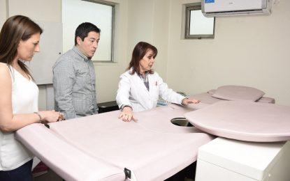 INAUGURAN EN MALVINAS ARGENTINAS EL CENTRO DE DIAGNÓSTICO DE PATOLOGÍA MAMARIA