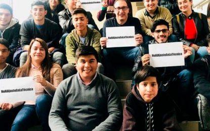 EL SENADO BONAERENSE APOYÓ POR UNANIMIDAD PROYECTO DE VIVONA SOBRE TALLER DE ROBÓTICA DE LA ET Nº 1 DE MALVINAS ARGENTINAS