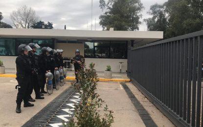 REPRESIÓN A LOS TIROS CONTRA TRABAJADORES DE ATE-INTI Y MINEROS DE RÍO TURBIO