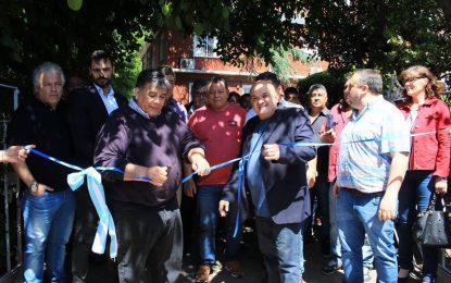 EN JOSÉ C. PAZ EL INTENDENTE ISHII PUSO EN FUNCIONES 64 NUEVOS VEHÍCULOS DE LA PATRULLA URBANA