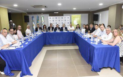 MALVINAS ARGENTINAS SEDE DE REUNIÓN DE SECRETARIOS DE SALUD DE REGIÓN V. PARTICIPÓ JOSÉ C. PAZ