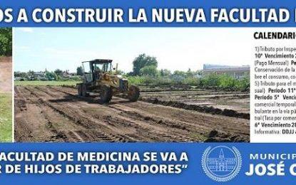 A CONTRAVIDA: LOS CONCEJALES DE CAMBIEMOS  VOTARON CONTRA LA FACULTAD DE MEDICINA DE JOSÉ C. PAZ