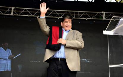 DESDE EL CONURBANO PROFUNDO MARIO ISHII EN JOSÉ C. PAZ REVOLUCIONA LA SALUD
