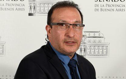 DESDE EL PJ FELICITAN AL SENADOR VIVONA POR LEY REIVINDICATIVA DEL 100º ANIVERSARIO DEL NATALICIO DE EVITA