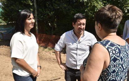 OBRA DE PAVIMENTO E HIDRÁULICA EN PABLO NOGUÉS DE MALVINAS ARGENTINAS.  GESTIÓN NARDINI