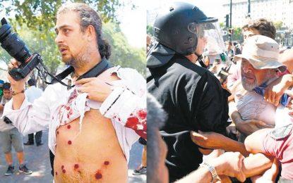 CAMBIEMOS INTENSIFICA SALVAJEMENTE LA REPRESIÓN A LA PROTESTA SOCIAL