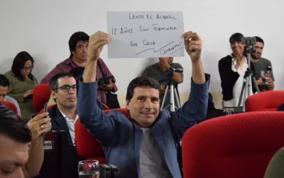 """DE LA TORRE Y MÉNDEZ ARRASTRANDO EN EL HCD SAN MIGUEL """"LA VERGÜENZA DE HABER SIDO Y EL DOLOR DE YA NO SER"""""""