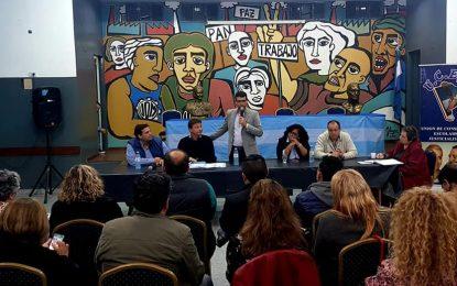 ENCUENTRO DE CONSEJEROS ESCOLARES PERONISTAS  BONAERENSES UC-PJ EN SAN MIGUEL