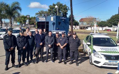 MAS SEGURIDAD PARA MALVINAS ARGENTINAS CON 10 NUEVOS PATRULLEROS MUNICIPALES