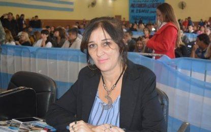LA CONCEJAL ANDREA NÚÑEZ ES LA CANDIDATA A INTENDENTE EN JOSÉ C. PAZ POR CONSENSO FEDERAL DE LAVAGNA-URTUBEY