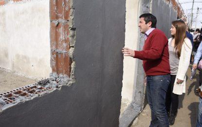 PRIMERA ESCUELA DE OFICIOS DE MALVINAS ARGENTINAS EN CONSTRUCCIÓN