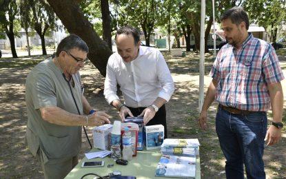 ATENCIÓN INTEGRAL Y DE CALIDAD EN DIABETES EN MALVINAS ARGENTINAS