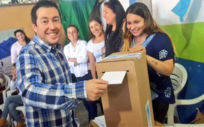 LEONARDO NARDINI ELECTO PRESIDENTE DEL PJ DE MALVINAS ARGENTINAS