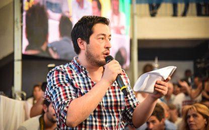 CONGRESO DEL PJ BONAERENSE: NARDINI Y ZABALETA  PRESIDEN JUNTA ELECTORAL