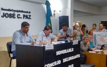 EL HCD DE JOSÉ C. PAZ APROBÓ ATENCIÓN GRATUITA DE SALUD PARA LOS PACEÑOS
