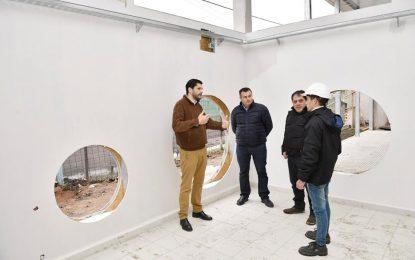 SE CONSTRUYE NUEVO JARDÍN DE INFANTES EN TORTUGUITAS DE MALVINAS ARGENTINAS