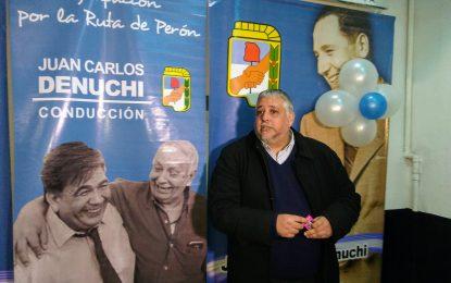 """SE RECORDÓ A EVITA EN LA AGRUPACIÓN """"POR LA RUTA DE PERÓN"""" DE JOSÉ C. PAZ"""