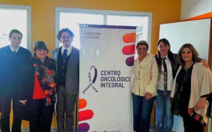 JOSÉ C. PAZ Y SAN LUIS UNIDOS PARA REVOLUCIONAR LA SALUD EN ONCOLOGÍA