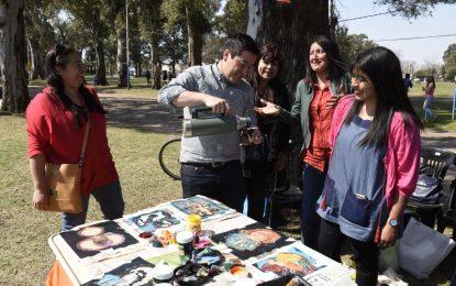 CONTINÚAN CON GRAN PARTICIPACIÓN LOS JUEGOS DISTRITALES EN MALVINAS ARGENTINAS