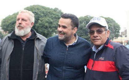 LOS MOVIMIENTOS SOCIALES MARCHAN CONTRA EL PRESUPUESTO. CRONOGRAMA NACIONAL