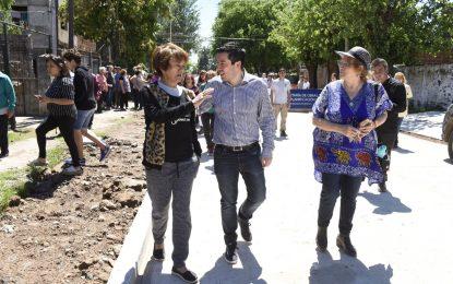 """NUEVA OBRA PARA LAS FAMILIAS DE """"EL TRIÁNGULO"""" EN MALVINAS ARGENTINAS"""
