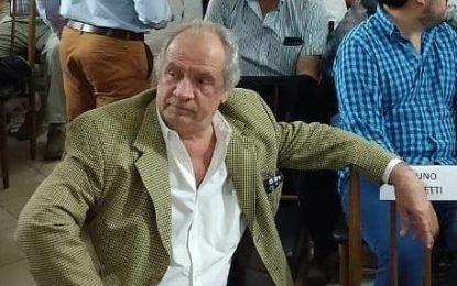 ANÍBAL FERNÁNDEZ PEGO EL FALTAZO AL ASADO EN SAN MIGUEL DE UN 601