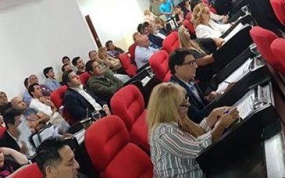 FRANCO LA PORTA DENUNCIA BRUTAL TARIFAZO EN SAN MIGUEL VOTADO POR LOS CONCEJALES DEL OFICIALISTA CAMBIEMOS