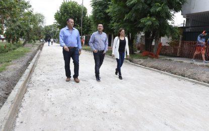 COMENZÓ EN MALVINAS ARGENTINAS LA OBRA QUE CONECTA PABLO NOGUÉS CON LA PANAMERICANA