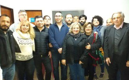 GRANDEZA POLÍTICA OPOSITORA A CAMBIEMOS EN SAN MIGUEL PIDIENDO A LA PORTA QUE ENCABECE PARA INTENDENTE