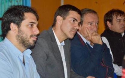 CARIGLINO CORROMPE LA POLÍTICA EN MALVINAS ARGENTINAS. AHORA LE TOCÓ A LAVAGNA-URTUBEY