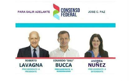 CONSENSO FEDERAL DE JOSÉ C. PAZ YA TIENE SU LISTA ENCABEZADA POR LA CONCEJAL ANDREA NÚÑEZ