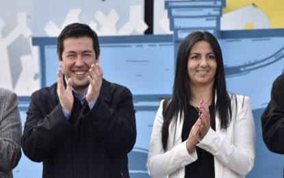 GRAN PARTICIPACIÓN VECINAL EN DESFILE POR EL 9 DE JULIO EN MALVINAS ARGENTINAS