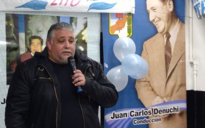 """LITO DENUCHI EN """"POR LA RUTA DE PERÓN"""" CONMEMORÓ EL 45º ANIVERSARIO DEL PASO A LA INMORTALIDAD DE JUAN DOMINGO PERÓN"""
