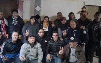 """EN APOYO A FRANCO LA PORTA INTENDENTE AGRUPACIÓN """"COMPROMISO Y LEALTAD"""" CON ORQUEDA EN CLUB PARQUE"""