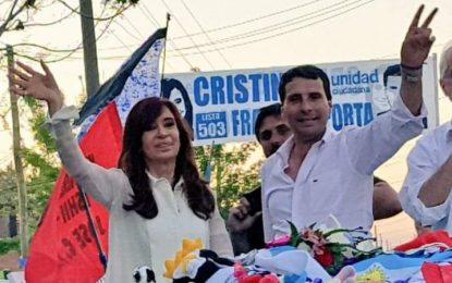 LOS TRIUNFOS EN OCTUBRE DE FERNÁNDEZ Y KICILLOF SON IRREVERSIBLES.  SAN MIGUEL NO PUEDE QUEDAR AISLADO