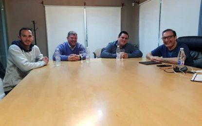EL SENADOR VIVONA DIALOGÓ CON DIRIGENTES DEL FUTSAL SOBRE EL DEPORTE COMO HERRAMIENTA SOCIAL