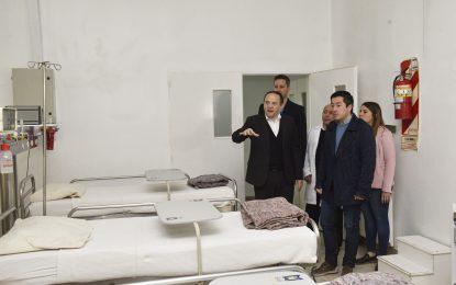 EL HOSPITAL DE ADULTOS MAYORES YA ES UNA REALIDAD EN MALVINAS ARGENTINAS CUMPLIENDO PROMESA DE CAMPAÑA